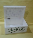 Marble Jewelry Storage Box