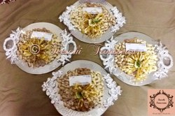 Wedding Trousseau Dry Fruit Packing