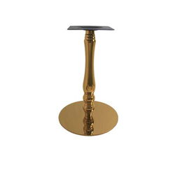 PTB-04G Color Plated Series Table Base