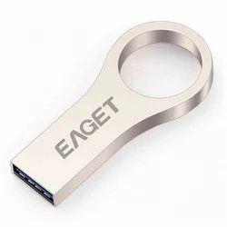 Big Ring Metal USB Pen Drive