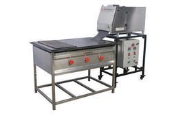 Semi Automatic Roti Making Machine
