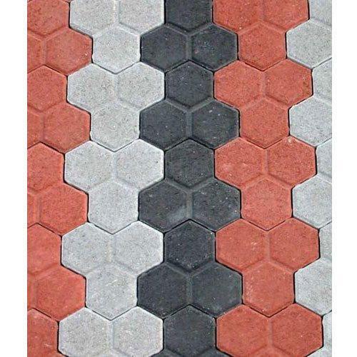 Interlocking Floor Tile 10 25 Mm Rs 56 Square Feet Vinayaka