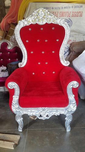 Om Antique Maharaja Chair, For Wedding