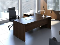 L- SHAPE OFFICE DESK