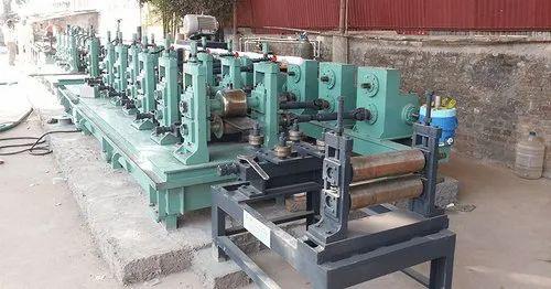 MS Tube Mill Machine