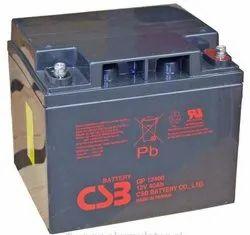 Gp 12400 Valve Regulated Lead Acid CSB Battery
