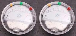 Aerosense Model ASGC-30CM Differential Pressure Gauge Range 15-0-15 CM