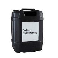 Sodium Hypochlorite Liquid Bleach Solution