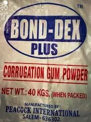 BOND-DEX Plus CORRUGATION GUM POWDER - FOR AUTOMATIC PLANT