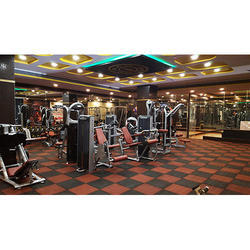 Gym Flooring Ecoflex Tuff Floor Gym Rubber Tiles Flooring