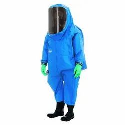Protective Cryo Suit
