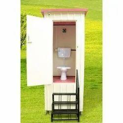 FRP Readymade Portable Toilet