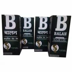 Balan Ayurvedic Hair Oil, Liquid, Packaging Size: 100 Ml + 20 Ml