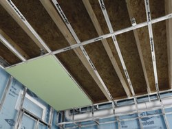 Armstrong Grid Ceiling Work