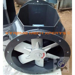 High Temperature Axial Fans