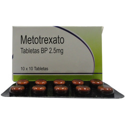 Methotrexate Tablets 2.5mg
