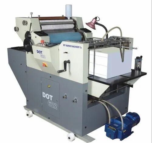 Dot Non Woven Printing Machine