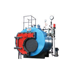 Horizontal Steam Boilers, Capacity: 50 Kg/Hr to 800 Kg/Hr, 220v/1/50 Hz