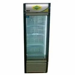 Stainless Steel Electric Used Upright Freezer, Storage Capacity: 1000 L