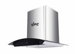 HPC Electric Kitchen Chimney Heat Autoclean Eco- 104(90) With Remote