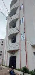Non AC with Double Bed Boys Hostel, Size/ Area: 4bhk, Kurud Road Khoka Bhilai