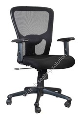 Jazz Medium Back Mesh Chair