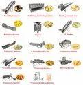 Automatic French Fries Potato Chips Making Machine