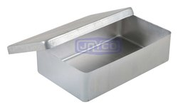 JAYCO Rectangular Aluminium Lunch Boxes, For Multiple Uses