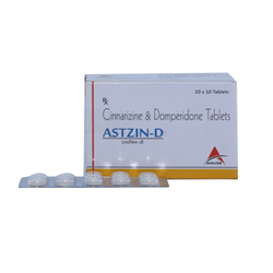 Cinnarizine & Domperidone Tablets