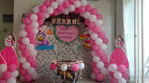 Read More Birthday Balloons Decoration Services