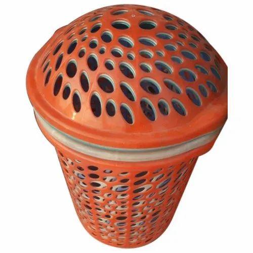 Plastic Loundery Basket