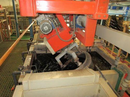 Electroplating Zinc Plating (Barrel), SAR Coatings LLP | ID