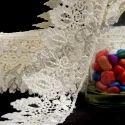 Designer Floral Chemical Lace