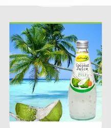 Glass Bottle Fresh Basil Seeds Drink, Packaging Size: 300ml