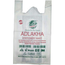 Printed W Cut Non Woven Carry Bag