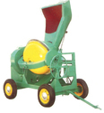 Hooper Type Diesel Engine Full Bag Mixer Machine