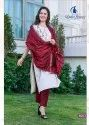 Ladies Flavour Aarohi Readymade Salwar Suit Catalog Collection