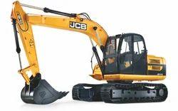 JS 140 Excavator Copper Radiator