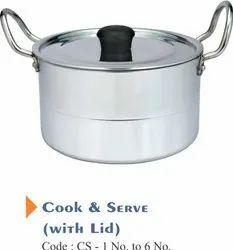 Cook & Serve (Aluminium)