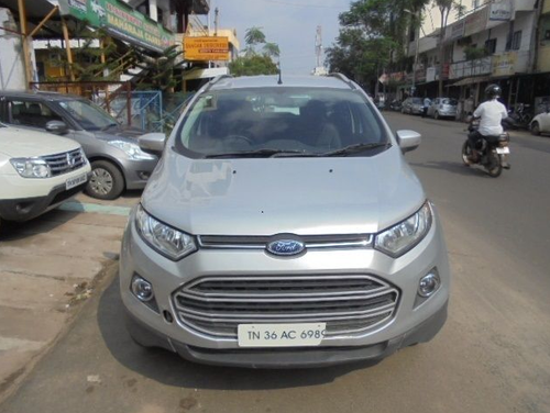 Ford ecosport trend diesel pictures
