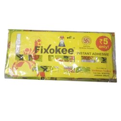 Fixokee Ceramic Instant Adhesives, Pack Type: Pouch