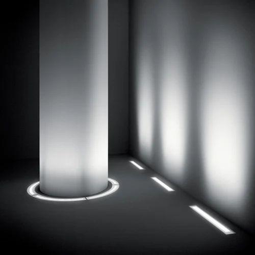 Recessed Floor Light Fixture र स ड