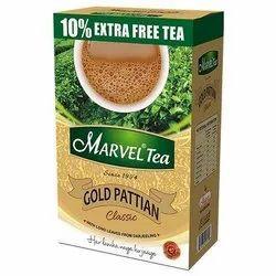 Marvel Gold Pattian Classic Tea Box