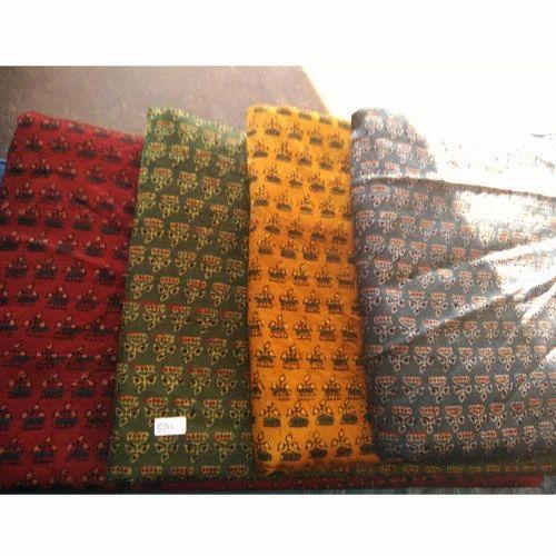 Viscose Mashru Ajrakh - Fabric, Rs 120 /meter Bhagwandas Retail Private  Limited | ID: 19134689112