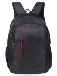 Black & Red Laptop Backpack Bag