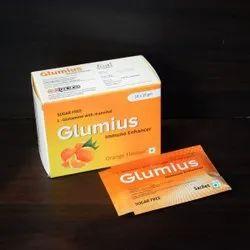 L - Glutamine 10 Grams Glumius Immuno enhancer, Prescription