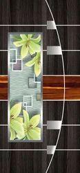 Wood Designer Chemical Door