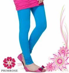 Straight Fit Plain Ladies Premium Leggings