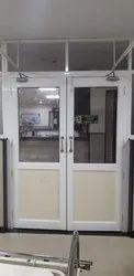 Aluminum Swinging Doors