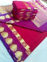 Wedding Wear Mysore Kanchipuram Silk Saree
